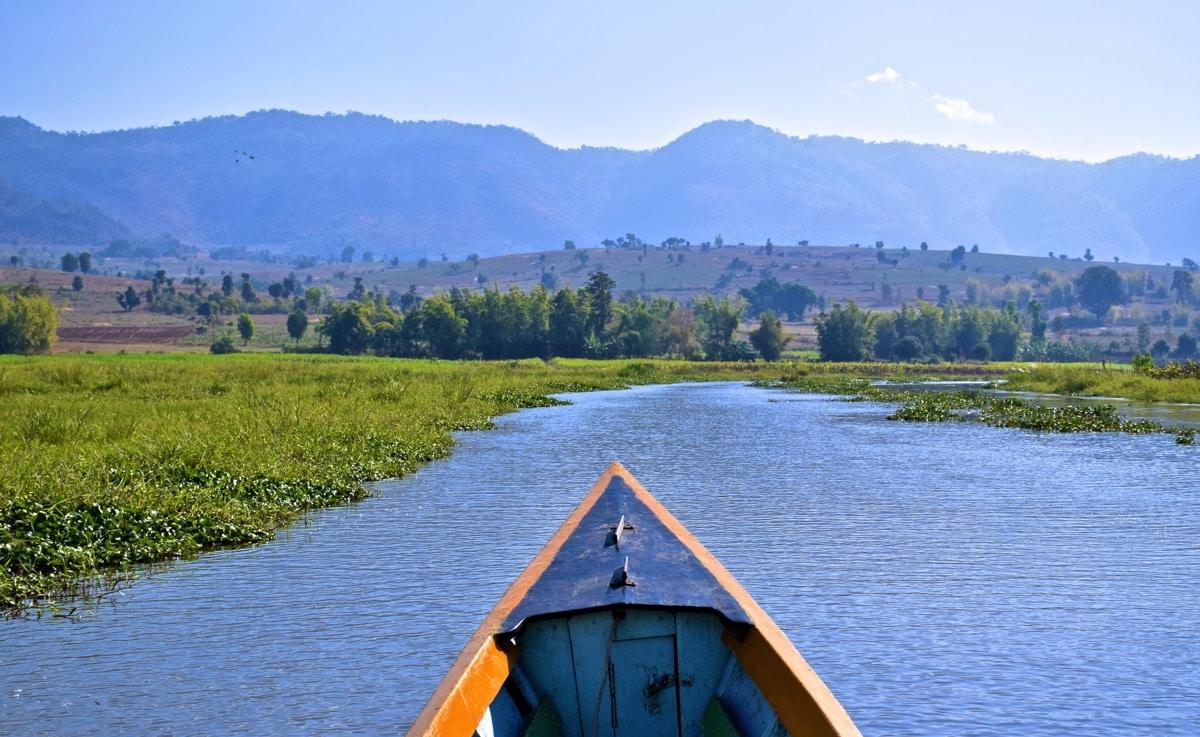 Partir en vacances en Birmanie