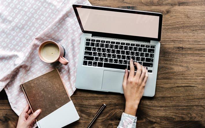 recherche de travail sur le web